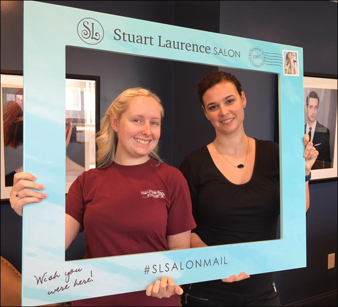 professional stylists stuart laurence salon